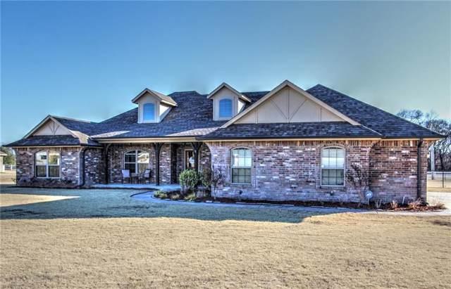 14701 Cottonwood Drive, Edmond, OK 73025 (MLS #896930) :: Homestead & Co