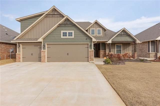 905 NE 34th Terrace, Moore, OK 73160 (MLS #896941) :: Homestead & Co