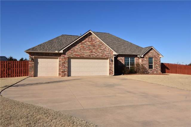 633 Bluestem Drive, Guthrie, OK 73044 (MLS #896963) :: Homestead & Co
