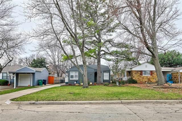 3236 NW 45th Street, Oklahoma City, OK 73112 (MLS #896979) :: Homestead & Co