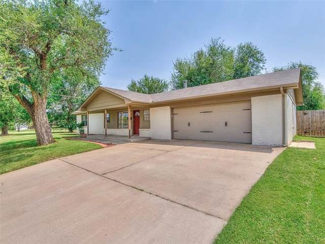 9614 Village Drive, The Village, OK 73120 (MLS #896990) :: Keri Gray Homes