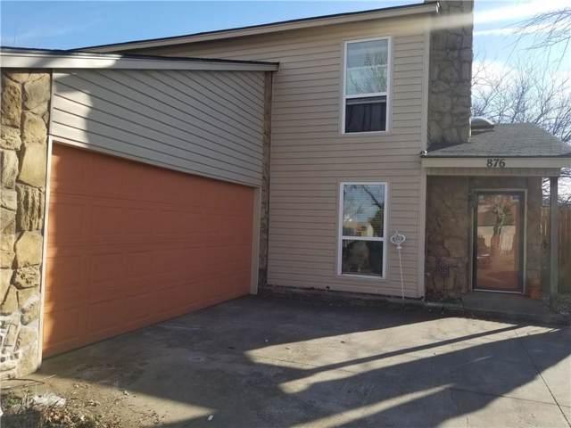 876 NW 115th Street, Oklahoma City, OK 73114 (MLS #897007) :: Homestead & Co