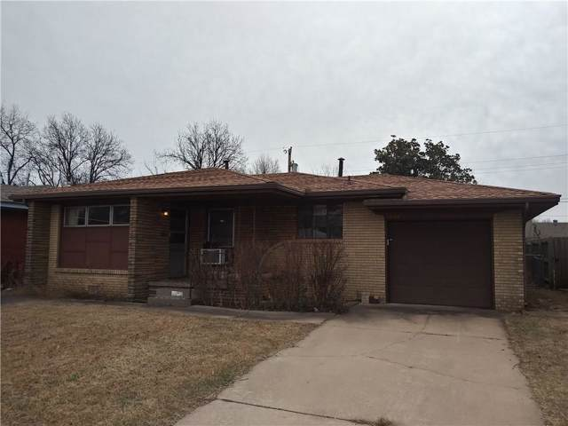 2708 SW 49th Street, Oklahoma City, OK 73119 (MLS #897025) :: Homestead & Co