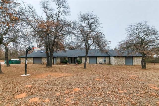 6424 Whispering Oak Drive, Edmond, OK 73034 (MLS #897063) :: Homestead & Co
