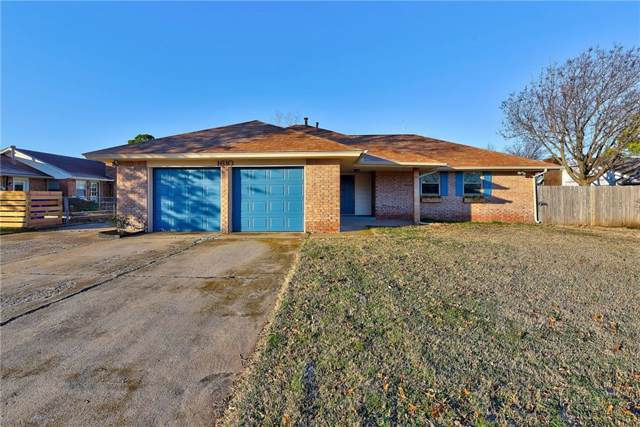 1610 High Trail Road, Norman, OK 73071 (MLS #897117) :: Homestead & Co