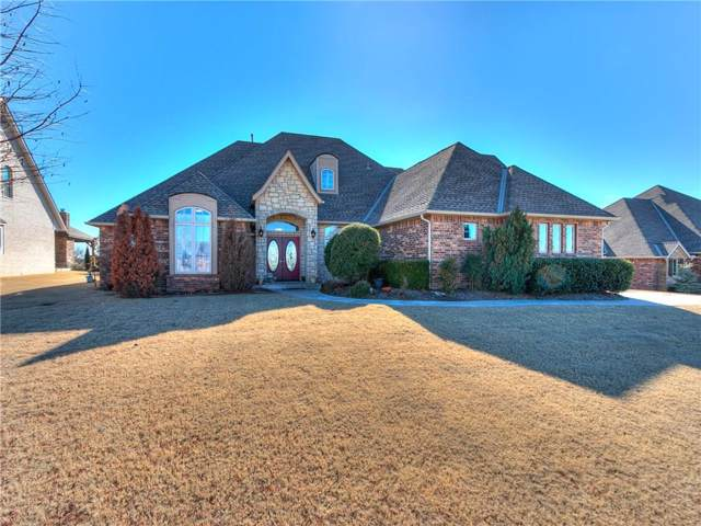 3912 SE 41st Place, Oklahoma City, OK 73165 (MLS #897118) :: Homestead & Co