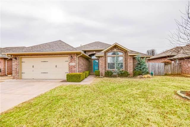 8312 NW 71st Street, Oklahoma City, OK 73132 (MLS #897125) :: Homestead & Co