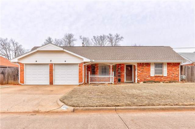 3740 Rolling Lane Circle, Midwest City, OK 73110 (MLS #897130) :: Homestead & Co
