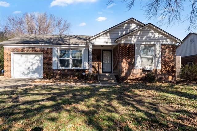 3305 NW 43rd Street, Oklahoma City, OK 73112 (MLS #897132) :: Homestead & Co