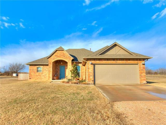 986 Garden Road, Tuttle, OK 73089 (MLS #897133) :: Keri Gray Homes
