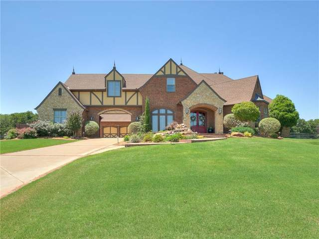 16539 S Choctaw Road, Edmond, OK 73054 (MLS #897140) :: Homestead & Co