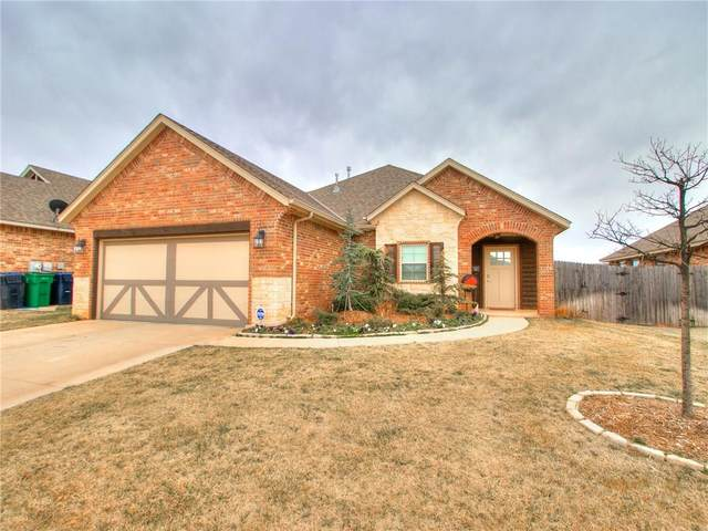 18505 Maidstone Lane, Edmond, OK 73012 (MLS #897151) :: Keri Gray Homes