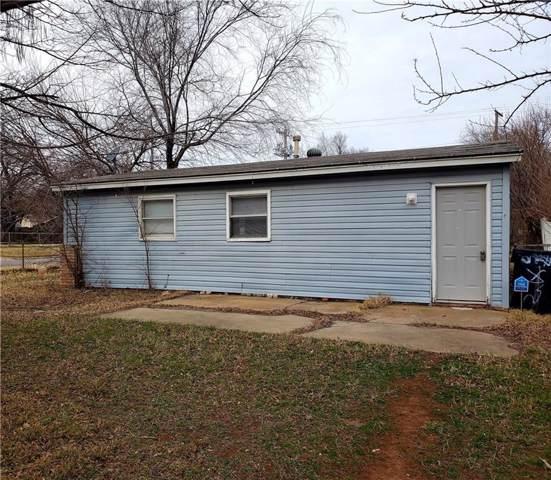 1101 SE 40th Street, Oklahoma City, OK 73129 (MLS #897173) :: Homestead & Co
