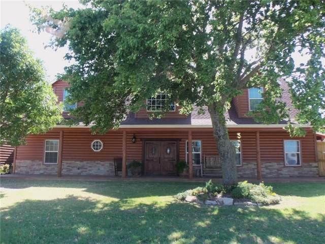 17701 S Rock Creek Road, Shawnee, OK 74801 (MLS #897176) :: Homestead & Co