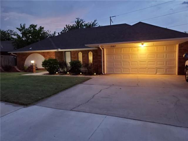 7107 Skylark Lane, Oklahoma City, OK 73162 (MLS #897192) :: Homestead & Co