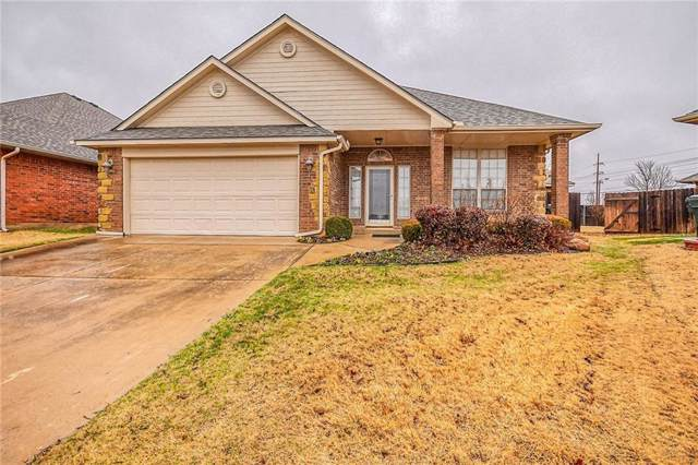 3603 Carnoustie Drive, Norman, OK 73072 (MLS #897199) :: Homestead & Co