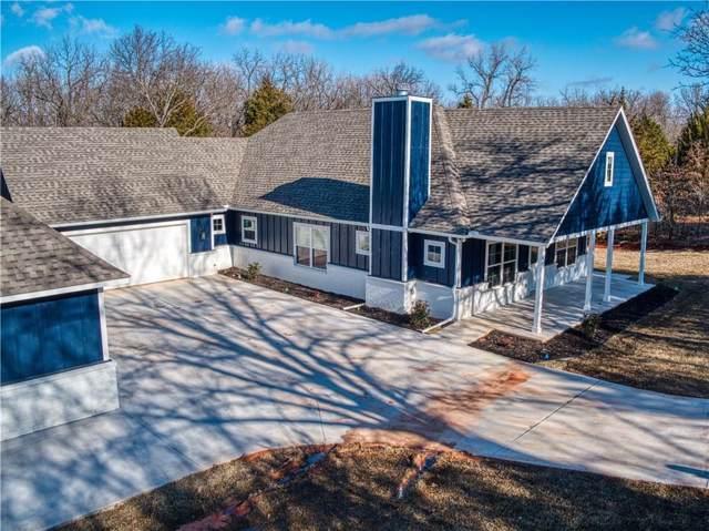 14425 Remington Drive, Newalla, OK 74857 (MLS #897210) :: Homestead & Co