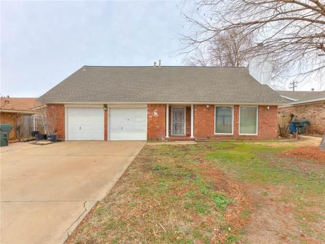 433 W Silver Meadow Drive, Midwest City, OK 73110 (MLS #897273) :: Homestead & Co