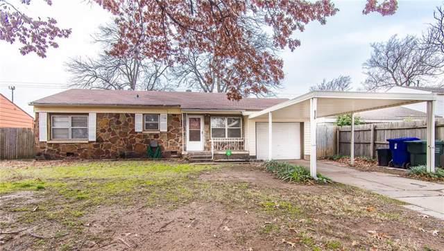 312 W Johnson Street, Norman, OK 73069 (MLS #897297) :: Homestead & Co
