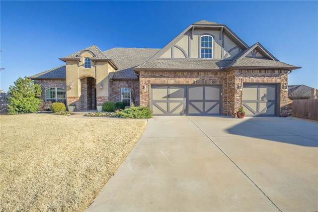 19200 Greenery Lane, Edmond, OK 73012 (MLS #897301) :: Homestead & Co