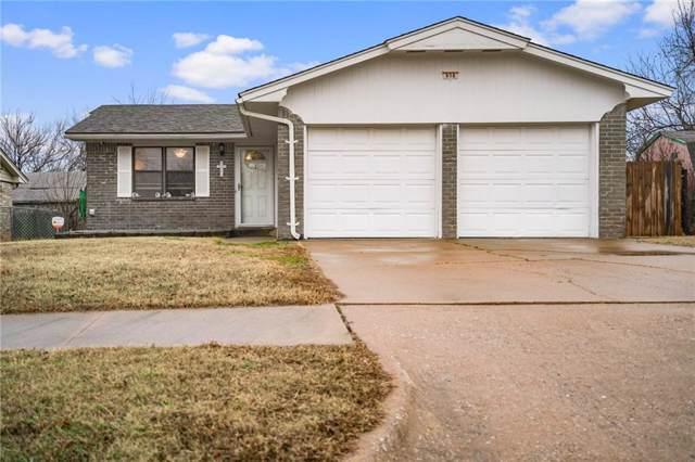 658 W Shepherd Drive, Mustang, OK 73064 (MLS #897335) :: Homestead & Co