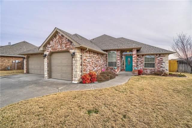 505 Ridge Lake Boulevard, Norman, OK 73071 (MLS #897373) :: Homestead & Co
