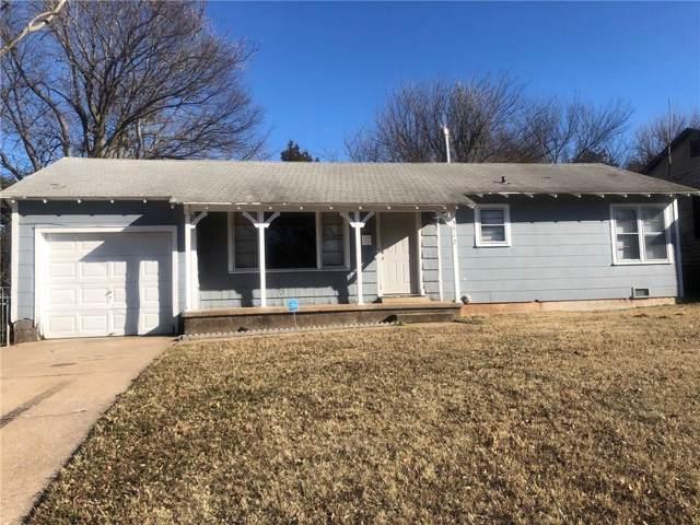 3512 Woodside Drive, Midwest City, OK 73110 (MLS #897396) :: Homestead & Co