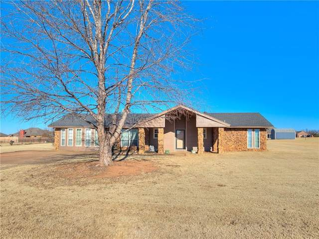 1714 Ken Drive, Guthrie, OK 73044 (MLS #897402) :: Homestead & Co