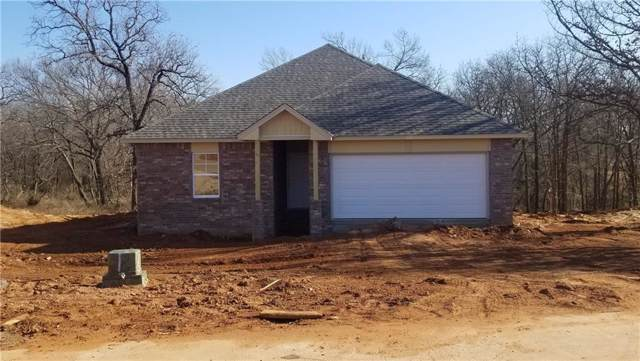 11600 Cedar Street, Guthrie, OK 73044 (MLS #897406) :: Homestead & Co