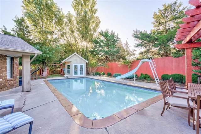 6916 Basswood Canyon Road, Oklahoma City, OK 73162 (MLS #897413) :: Homestead & Co