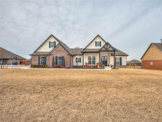633 Silver Tree Drive, Choctaw, OK 73020 (MLS #897421) :: Homestead & Co