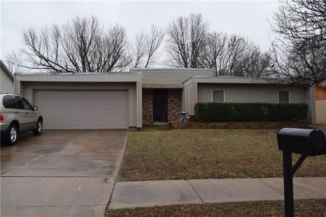 2116 Bois De Arc Circle, Norman, OK 73071 (MLS #897437) :: Homestead & Co