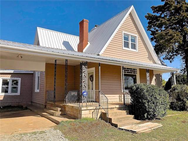 1 Bogey Drive, Guthrie, OK 73044 (MLS #897449) :: Homestead & Co