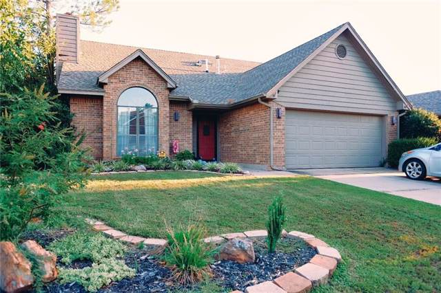1316 Newbury Drive, Norman, OK 73071 (MLS #897452) :: Homestead & Co