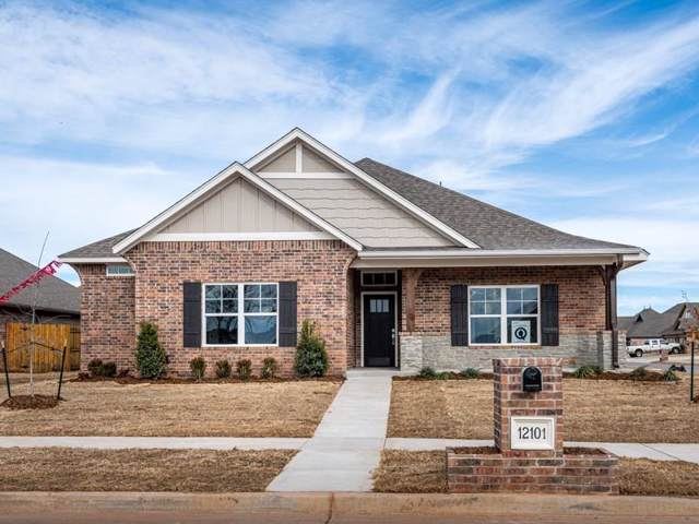 12101 SW 46th Street, Mustang, OK 73064 (MLS #897453) :: Homestead & Co