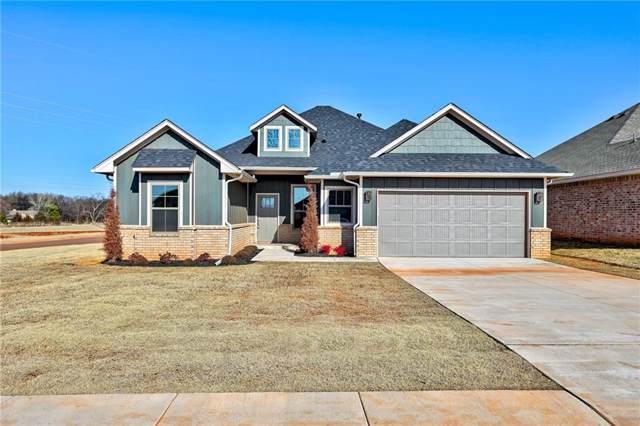 6321 NW 178th Circle, Edmond, OK 73013 (MLS #897506) :: Keri Gray Homes