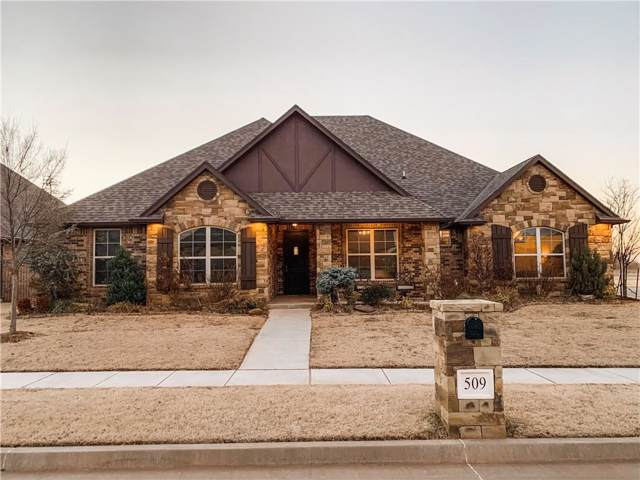 509 Clementine Road, Yukon, OK 73099 (MLS #897509) :: Homestead & Co