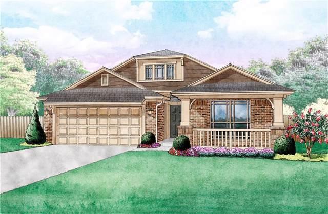 6813 NW 155th Street, Edmond, OK 73013 (MLS #897515) :: Homestead & Co