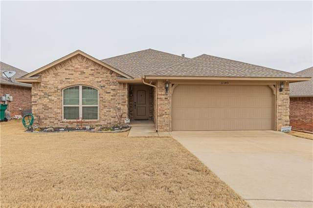 11145 NW 6th Terrace, Yukon, OK 73099 (MLS #897521) :: Homestead & Co
