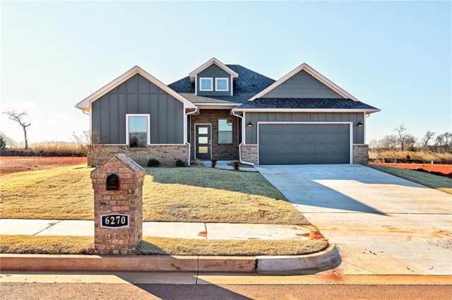6270 NW 177th Street, Edmond, OK 73013 (MLS #897525) :: Keri Gray Homes