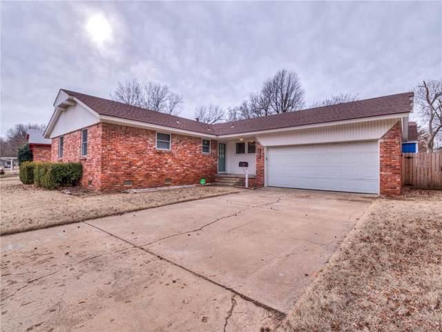 3613 Shadybrook Drive, Midwest City, OK 73110 (MLS #897534) :: Homestead & Co