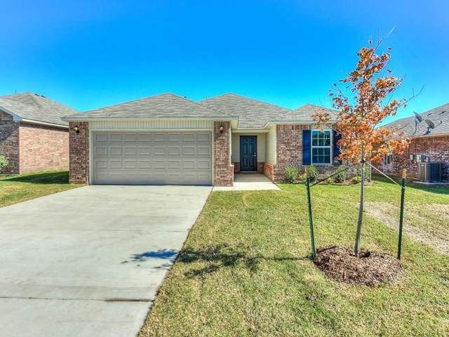 1937 W Antler Way Way, Mustang, OK 73064 (MLS #897535) :: Homestead & Co