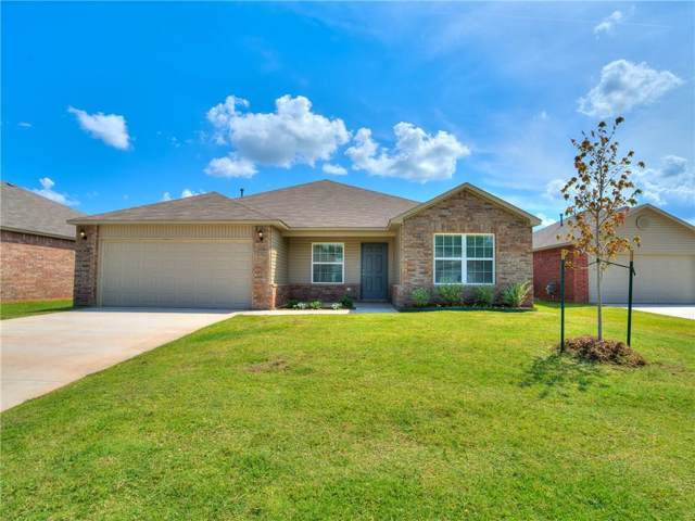 1011 N Deer Court Way, Mustang, OK 73064 (MLS #897543) :: Homestead & Co