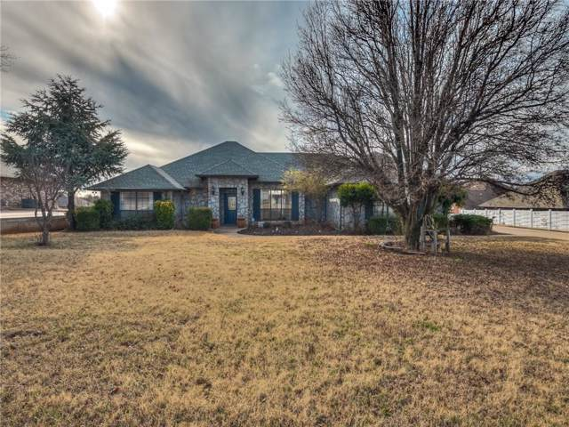1519 Canyon Bluff Road, Guthrie, OK 73044 (MLS #897549) :: Homestead & Co
