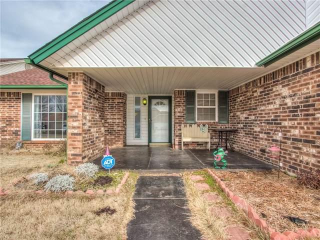 2609 SW 102nd Street, Oklahoma City, OK 73159 (MLS #897560) :: Erhardt Group at Keller Williams Mulinix OKC