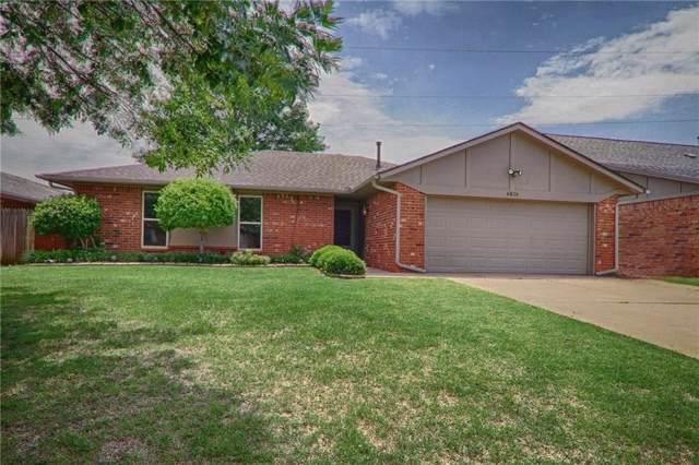 6816 Elk Canyon Road, Oklahoma City, OK 73162 (MLS #897563) :: Erhardt Group at Keller Williams Mulinix OKC
