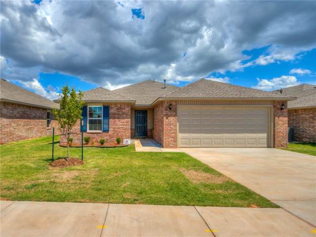 1932 W Hunters Spring Way, Mustang, OK 73064 (MLS #897565) :: Homestead & Co