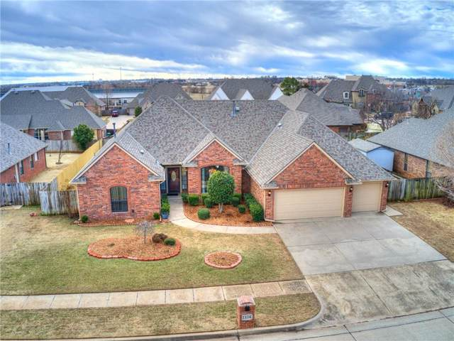 1104 Cambridge Drive, Yukon, OK 73099 (MLS #897603) :: Homestead & Co