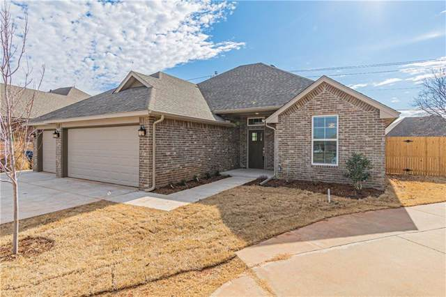13101 Bright Prairie Circle, Oklahoma City, OK 73142 (MLS #897644) :: Homestead & Co