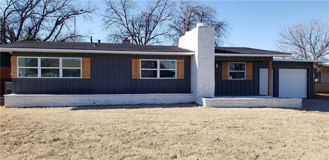 2016 Willard Drive, Altus, OK 73521 (MLS #897649) :: Erhardt Group at Keller Williams Mulinix OKC